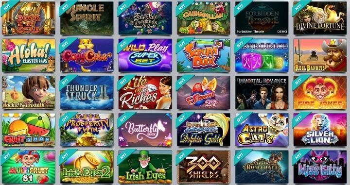 Karamba casino has over 200 online spillemaskiner fra NetEnt, Amaya, QuickSpin, Bally