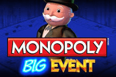 Barcrest – Monopoly – Big Event