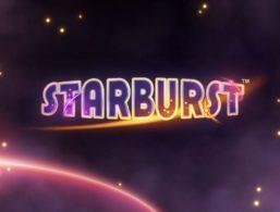 Starburst slot machine By Net Ent