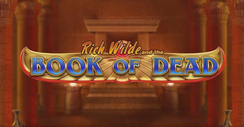 Book of Dead er et slot spil af Play n Go, som kan generere store sejre.
