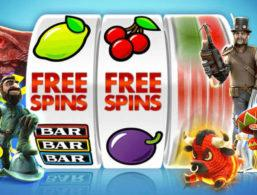 New UK free spins slots