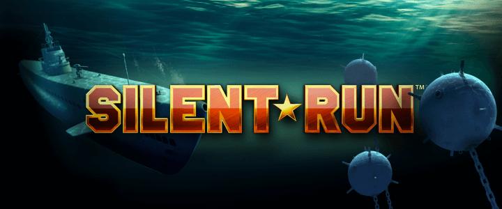 silent run slot machine review by netent