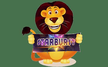 Starburst welcome bonus