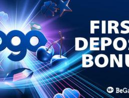 BGO Casino welcome bonus