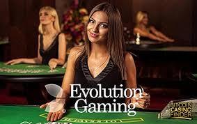 evolution gaming live casino betking