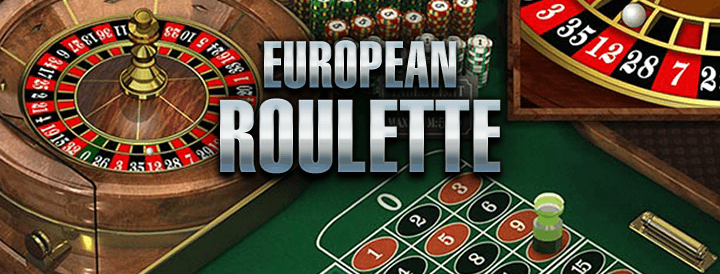European roulette numbers