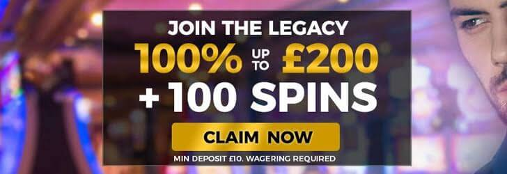 Welcome bonus regent casinos 2020