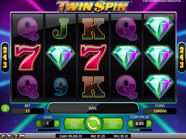 Twin spin free spin