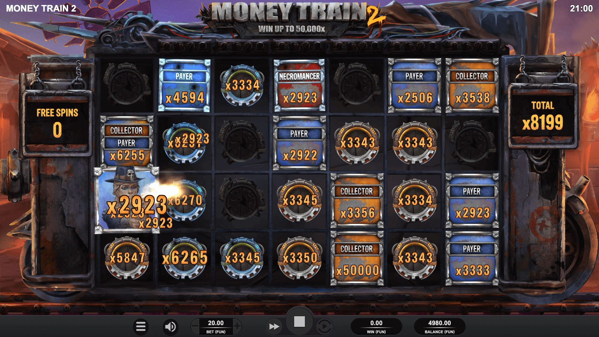 money train 2 slot review and Demo casinos 2021